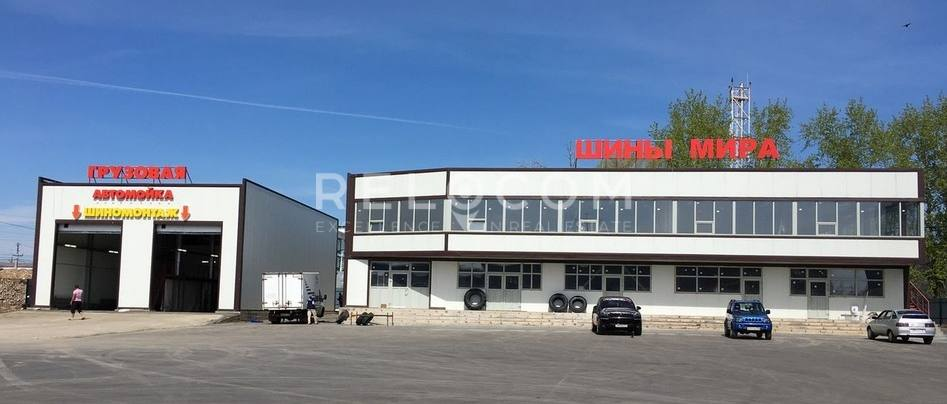 Административное здание Адмирала Корнилова ул. вл18.