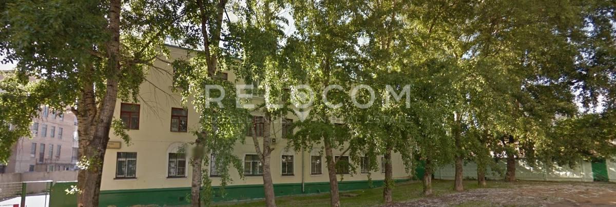 Административное здание Обручева ул. 27, корп. 8.