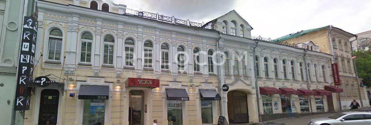 Административное здание Петровка ул. 21, стр. 1.