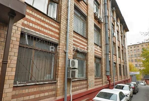 Административное здание 2-я Бауманская ул. 7, стр. 1А.