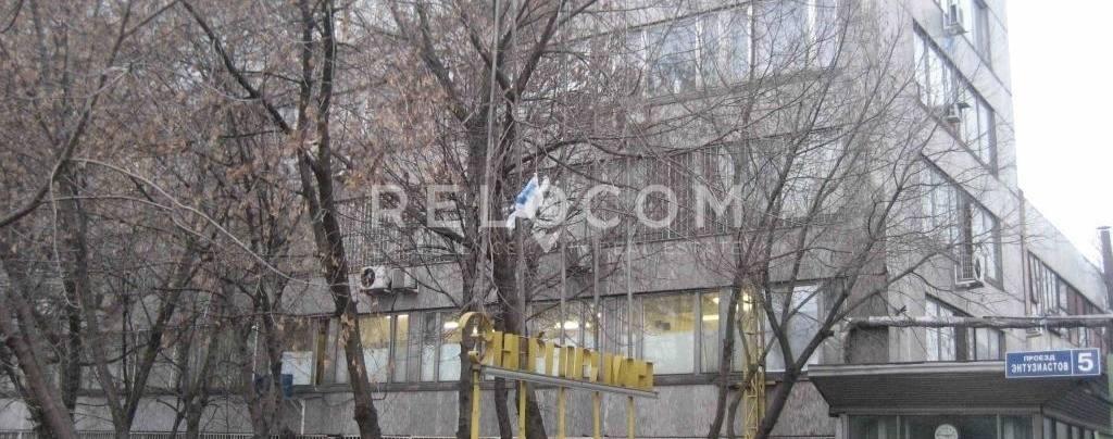 Административное здание Энтузиастов пр-д, 5