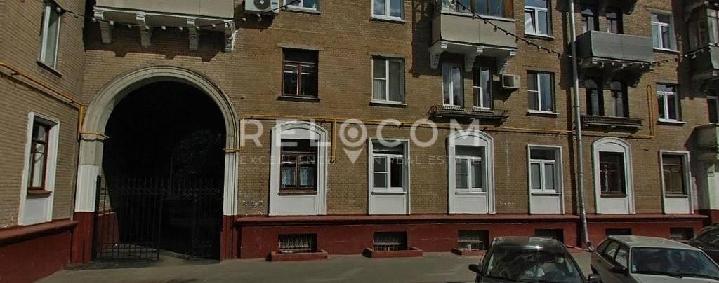 Жилой дом Новопесчаная 17 корп 2