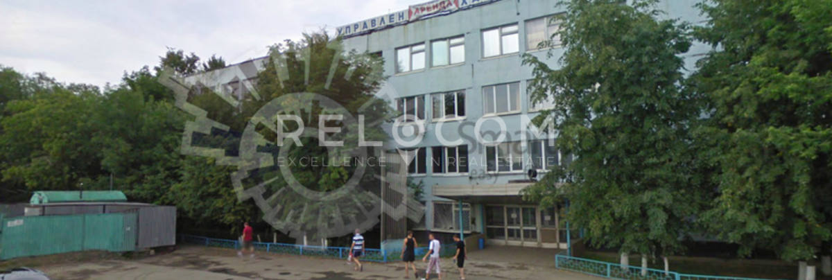 Офисно-складской центр Дубнинская ул. 75А.