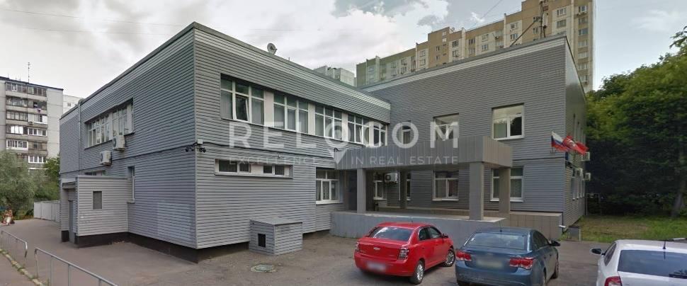 Административное здание Мусы Джалиля ул. 36 корп. 3.