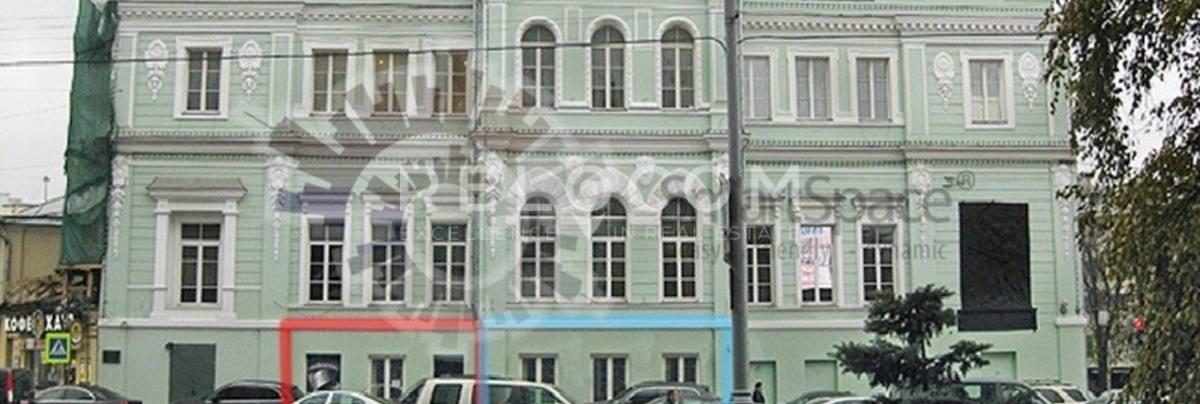 Административное здание Большая Никитская