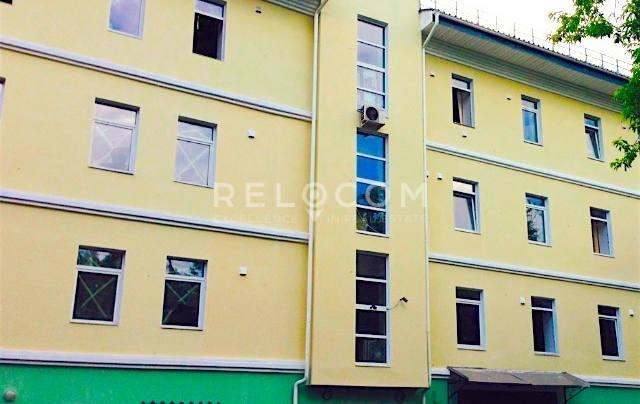 Административное здание Большая Семеновская 43, стр. 1.
