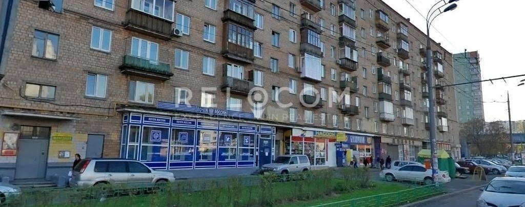 Жилой дом Сущевский Вал ул. 62