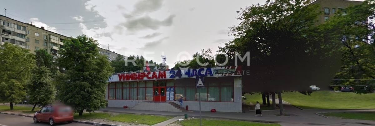 Административное здание Академика Миллионщикова ул. 19.