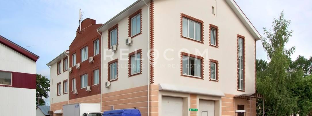 Административное здание Золотая Звезда, здание 4