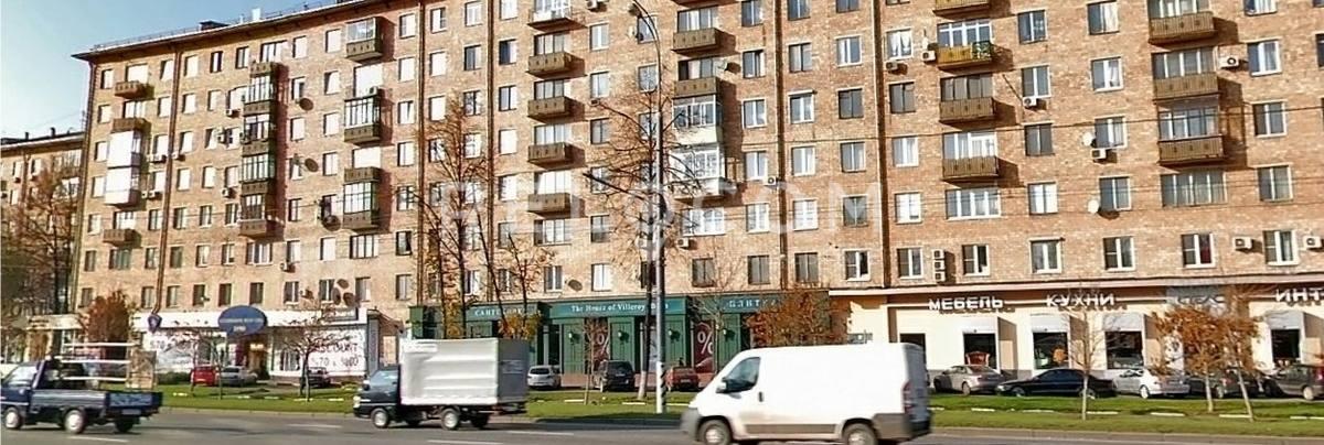 Жилой дом Ленинский 52
