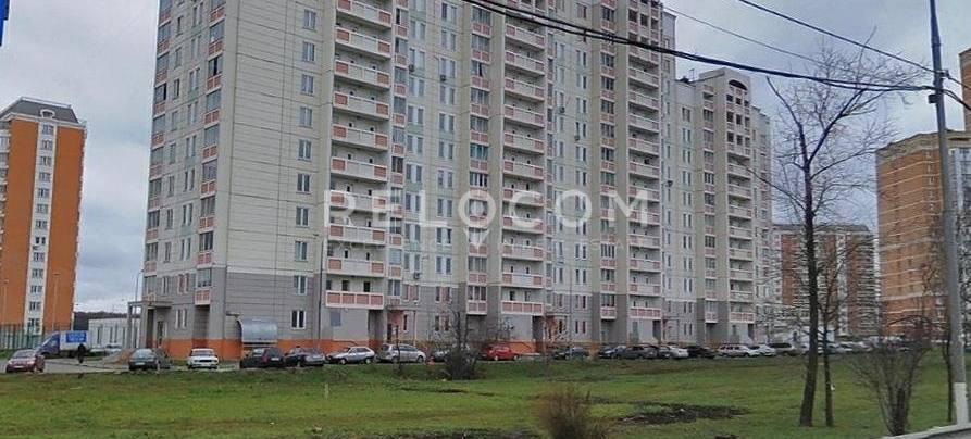 Жилой дом Дмитровское шоссе 165Д, корп. 6.