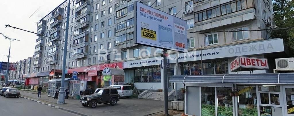 Жилой дом Народного Ополчения ул. 23, корп. 1.