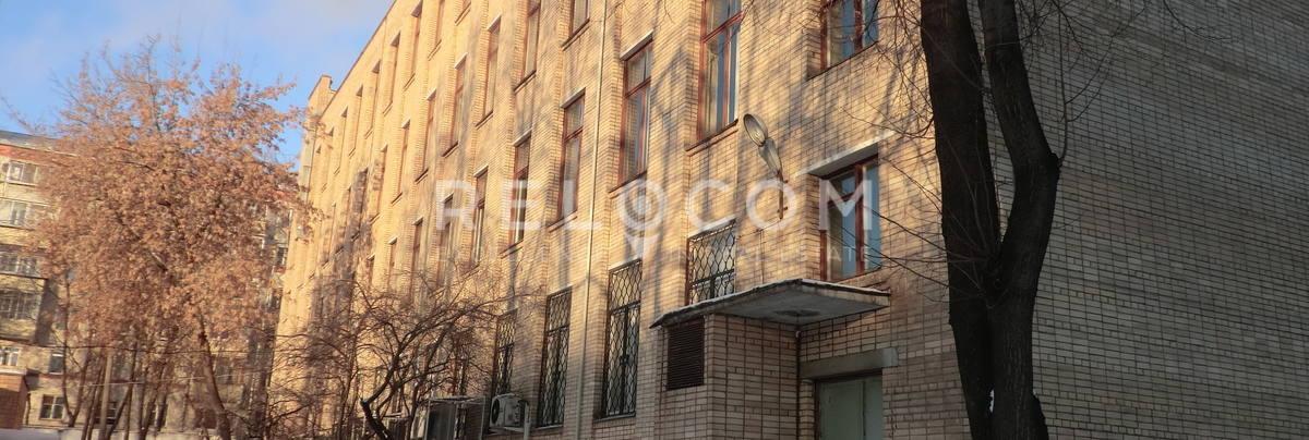 Административное здание Нагатинская 34