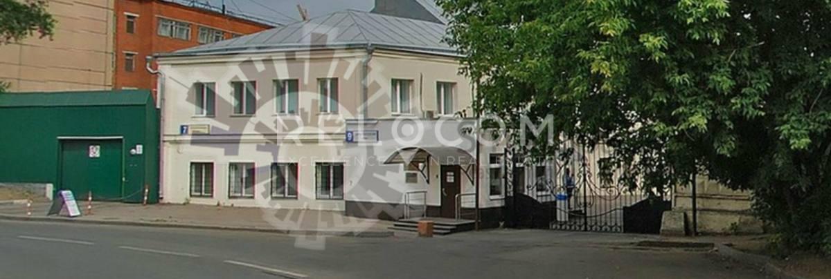 Административное здание Староалексеевская 7