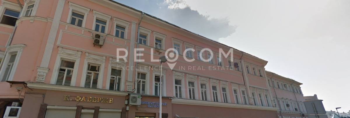 Административное здание Кузнецкий Мост ул. 20/6/9, стр. 1.