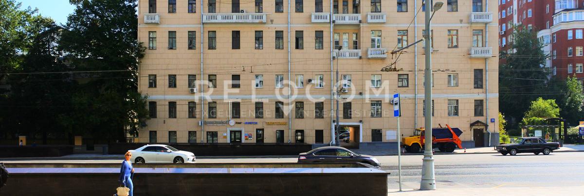 Жилой дом Большая Якиманка ул. 35, стр. 1.