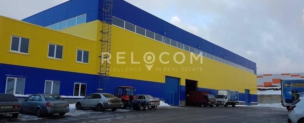 Офисно-складской центр Саларьево