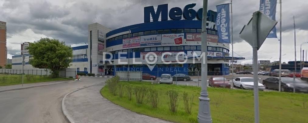 Офисно-складской центр Вегетта
