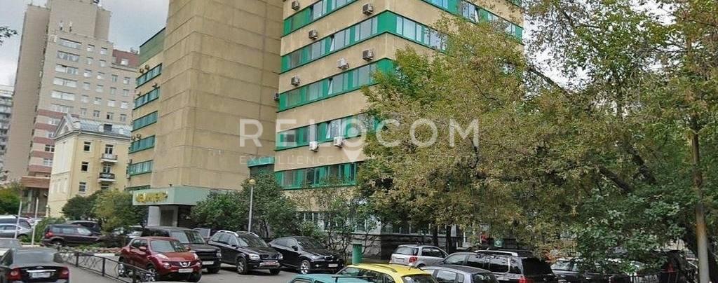 Административное здание 4-й Добрынинский пер. 4.