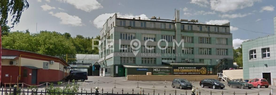 Административное здание 1-й Нагатинский пр-д 2, стр. 7.