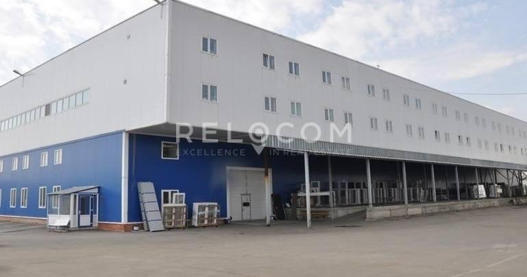 Офисно-складской центр Томилино