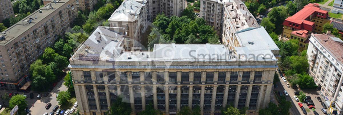 Административное здание Волоколамское 1
