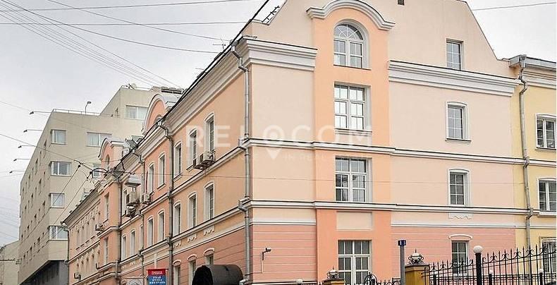 Административное здание Колокольников пер. 9, стр. 5.