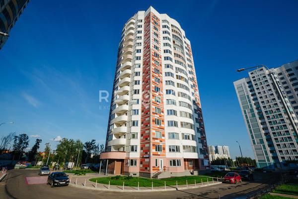 Жилой дом Александры Монаховой ул. 109, корп. 2.