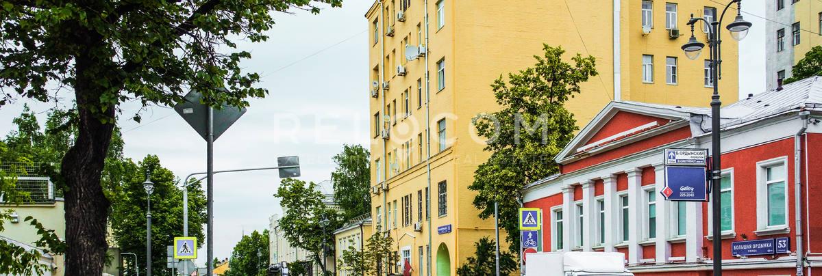 Административное здание Большая Ордынка 51