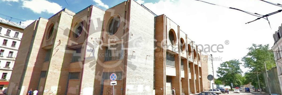 Административное здание Новорязанская 8