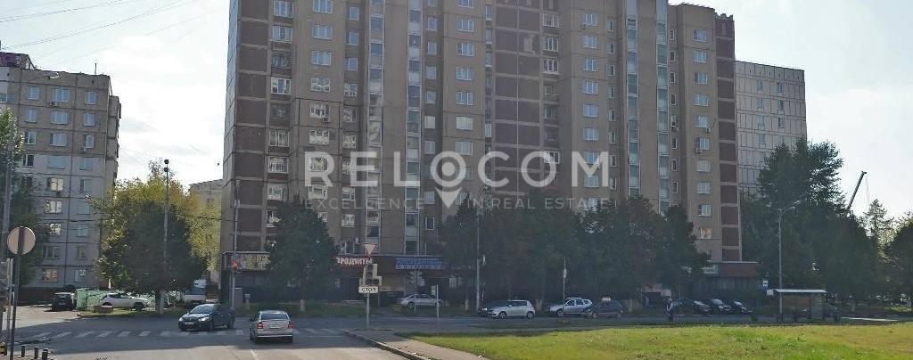 Жилой дом Окская ул. 2.