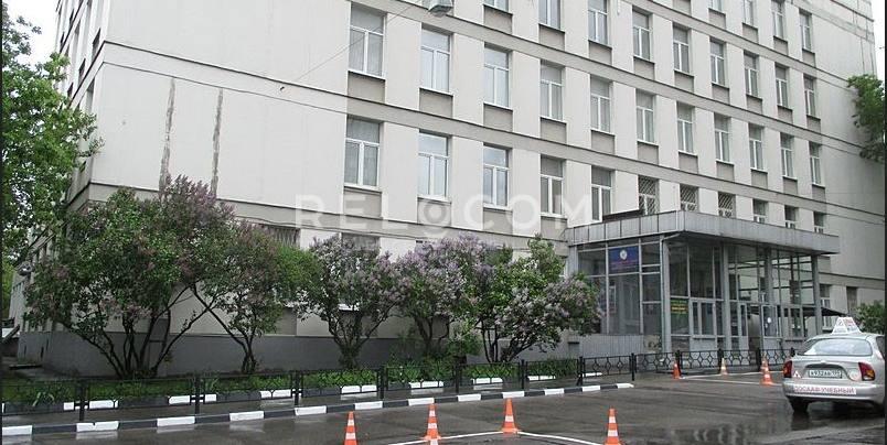 Административное здание Антонова-Овсеенко ул. 6, стр. 1.