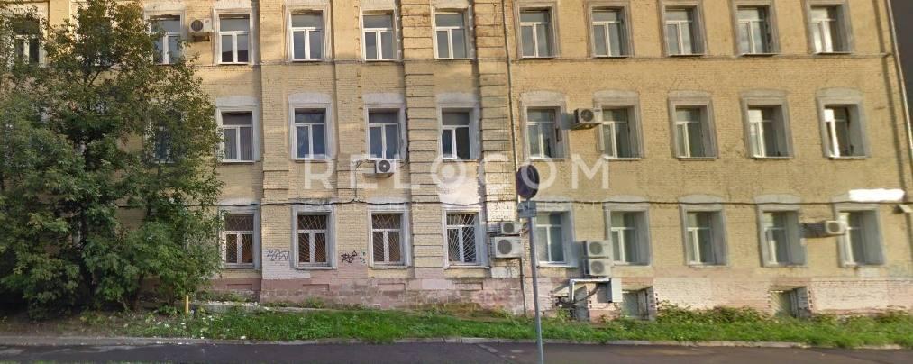 Административное здание Большая Остроумовская ул. 12.