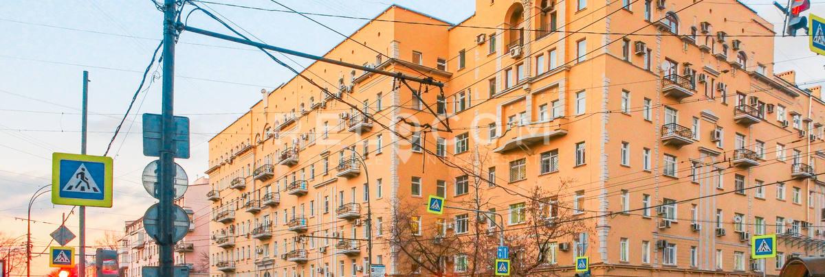 БЦ Воронцовская ул. 21.