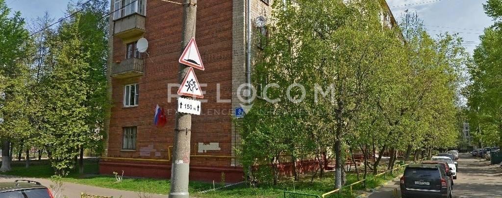 Жилой дом Крупской ул. 8, корп. 3.
