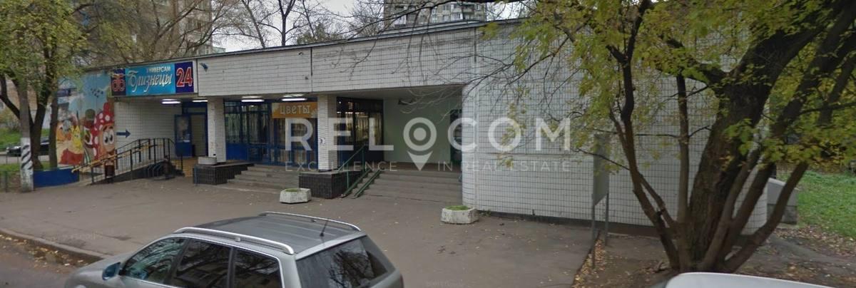 Административное здание Вересковая ул. 11.