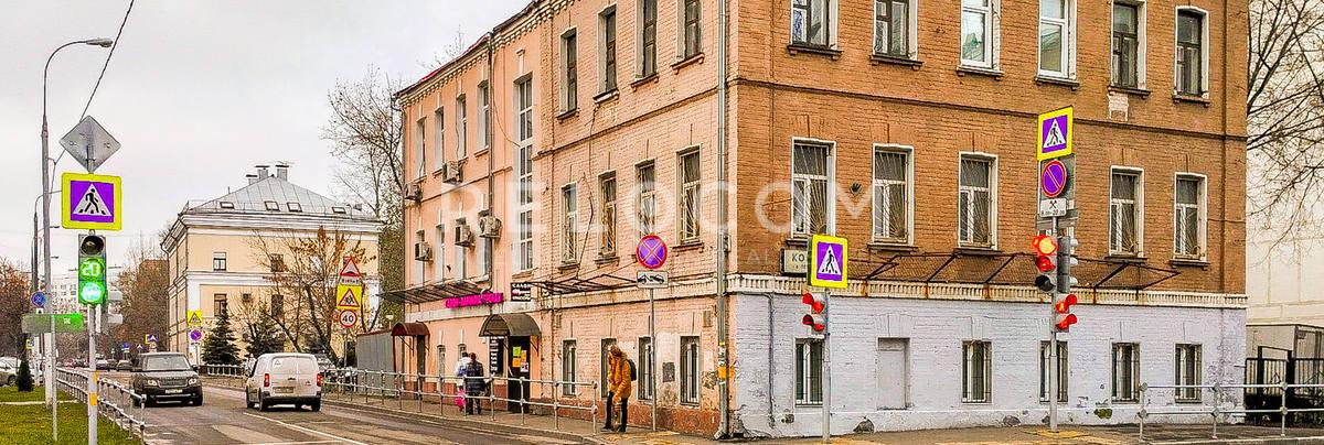 Административное здание Новорогожская 15