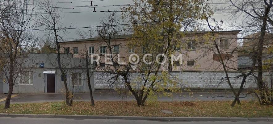 Административное здание Мартеновская ул. 36.