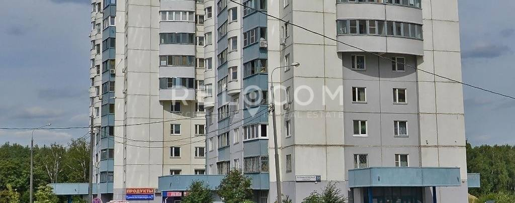 Жилой дом Лухмановская ул. 35.