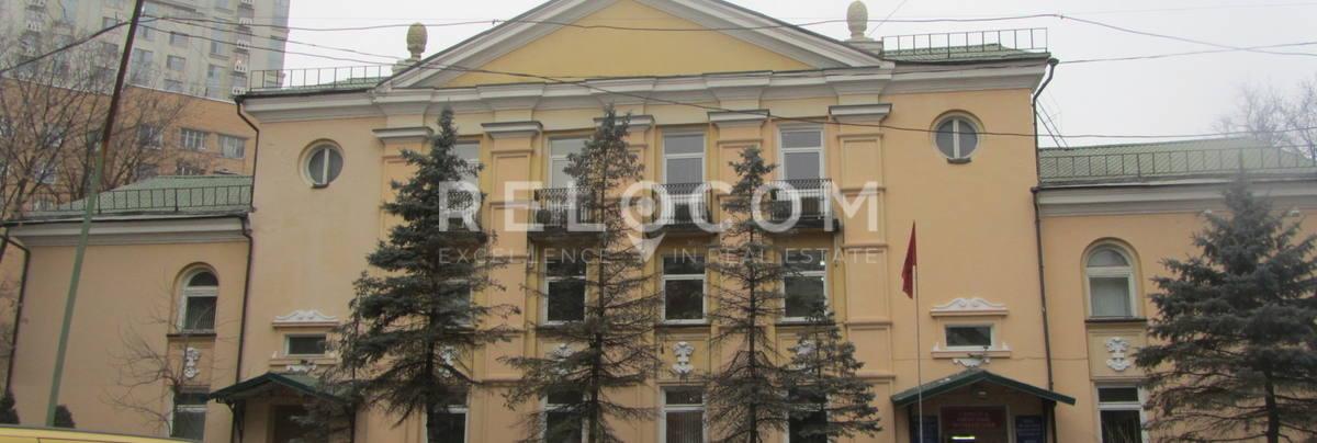 Административное здание Народного ополчения 43 к2