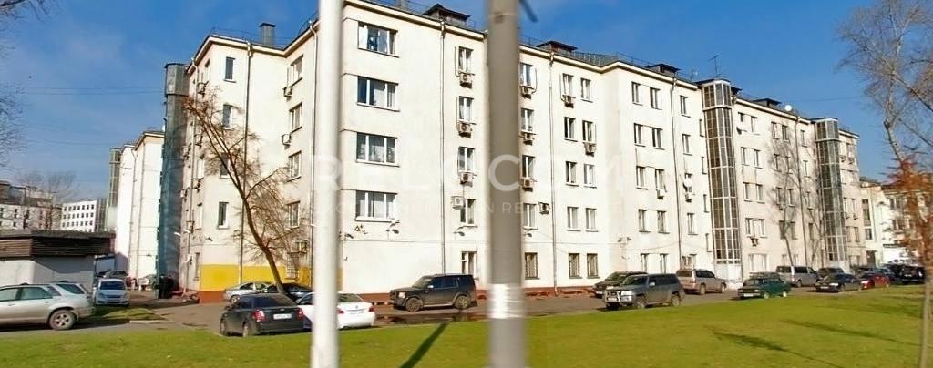 Жилой дом Автозаводская ул. 17, корп. 3.
