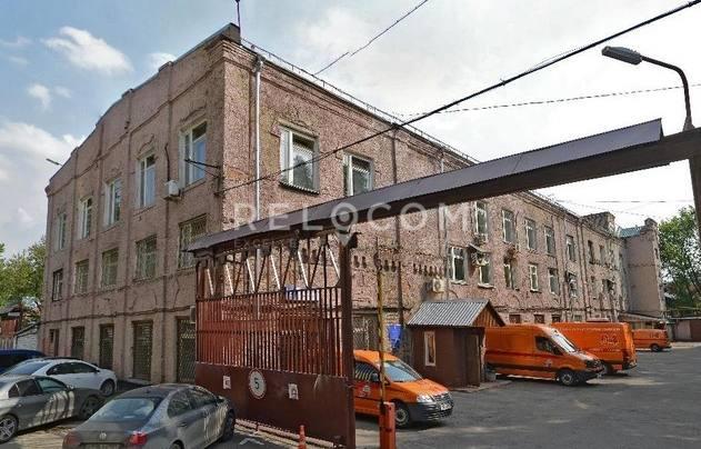 Административное здание Нижний сусальный пер. 3-5, стр. 13.
