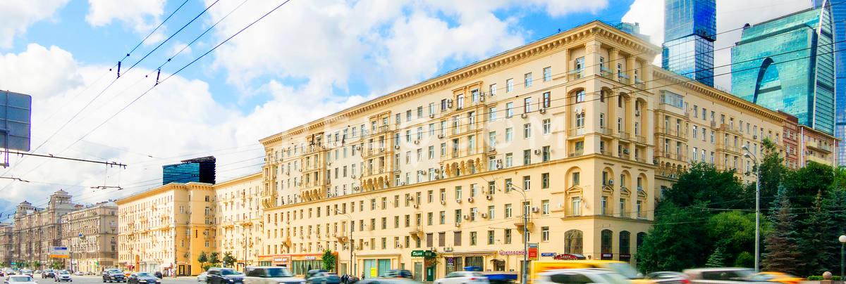 Жилой дом Кутузовский 24