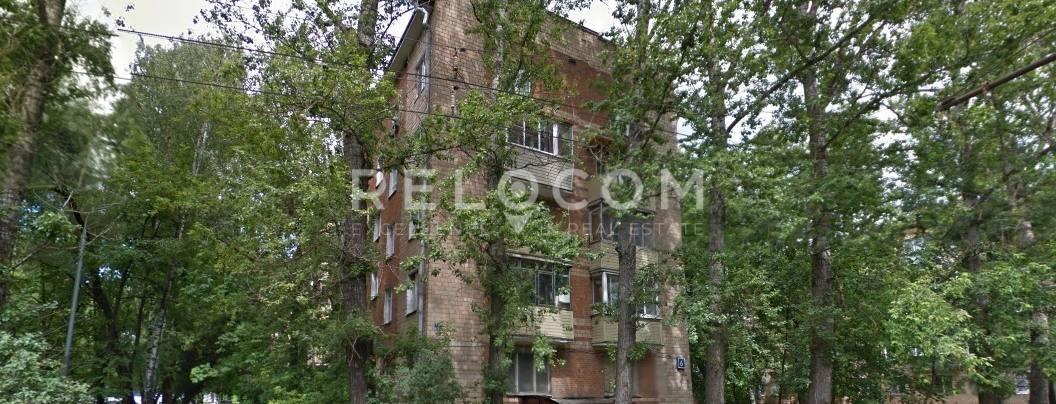 Жилой дом Симферопольский пр-д 6.