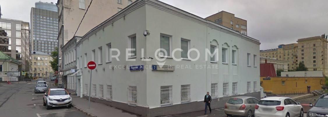 Административное здание 1-й Смоленский пер. 17, стр. 1.