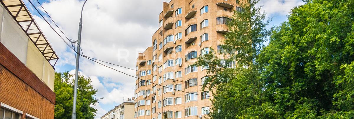 Жилой дом Новосущевская 12
