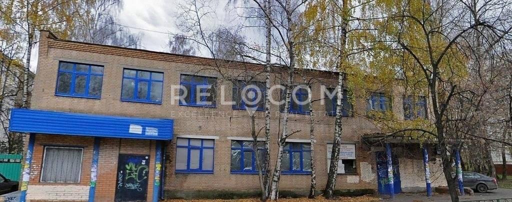 Административное здание Бойцовая ул. 12, стр. 1.