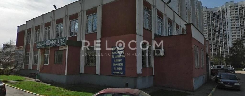 Административное здание Каширское шоссе 53, корп. 6.