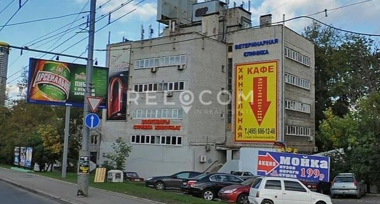 Административное здание Мира пр-т 186, корп. 1.