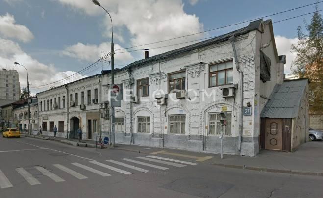 Административное здание Фридриха Энгельса ул. 27.